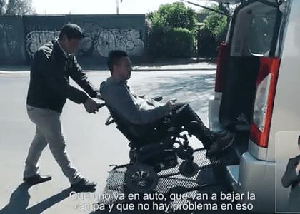 BAU Accesibilidad Universal y UberACCESS se expanden a Viña, Valparaiso y Concepción