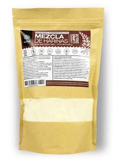 MEZCLA DE HARINAS SIN GLUTEN PARA MASAS SALADAS 600 GR