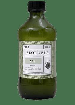 Aloe vera orgánico - Gel puro 500ML