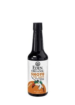 Shoyu soy (salsa soya) orgánica 296 cc