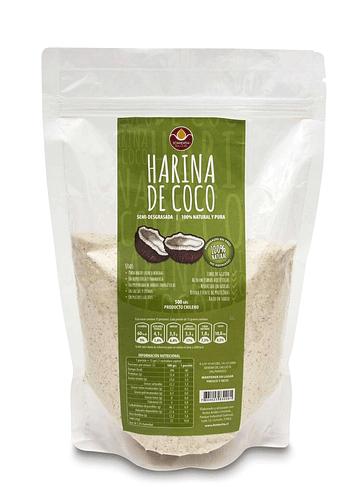 Harina de Coco 500GR