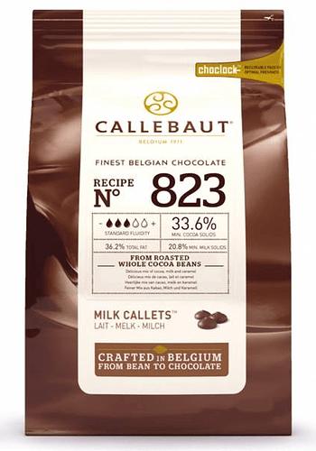 Chips Chocolate Belga 33% 1 KILO