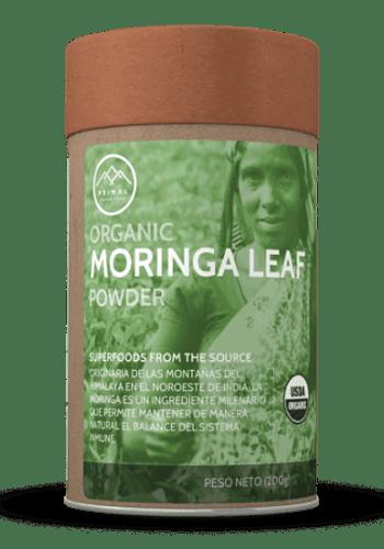 Moringa orgánica en polvo 200 GR