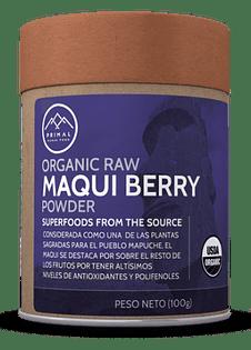 Maqui orgánico en polvo 100gr
