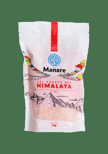 Sal Rosada del Himalaya FINA 1KG MANARE