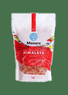 Sal Rosada del Himalaya GRUESA MANARE 1KG