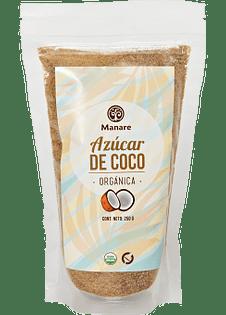 Azúcar de coco orgánico 500GR