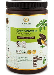 Green Protein Cacao Powder 600GR