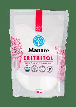 Eritritol Orgánico 400gr