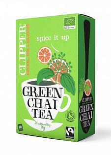 Té verde CHAI 20 bolsas
