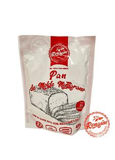 Premezcla pan molde multigrano 400 gramos