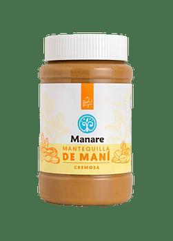 Mantequilla de maní 500g