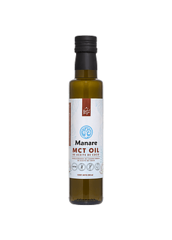 Aceite de coco MCT 250 ml