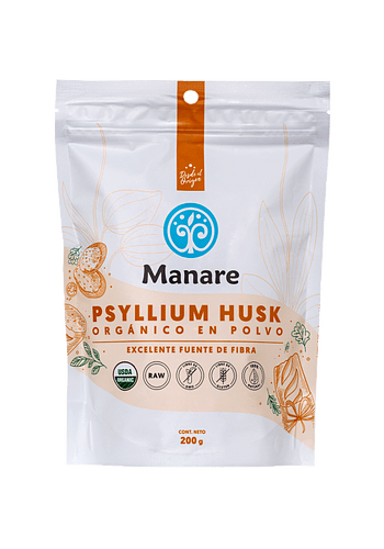 Psyllium Orgánico 200gr