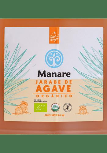 Jarabe de Agave orgánico 5,6kg  FAMILIAR