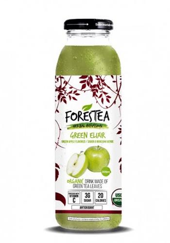 Green iced tea 330ml