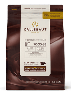 Chips Chocolate 70% 2,5kg SIN GLUTEN - VEGANO