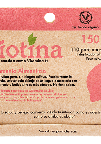 BIONTINA 110 porciones