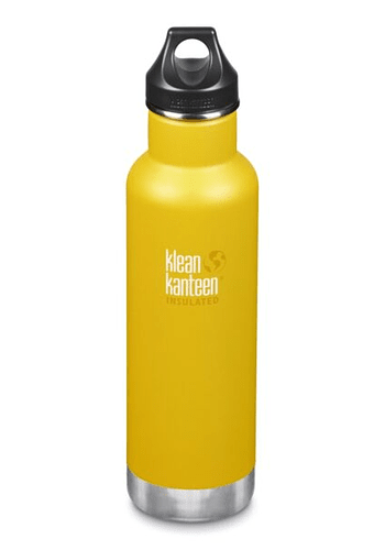 Botella Térmica Klean Kanteen Classic 592 ML Lemon Curry