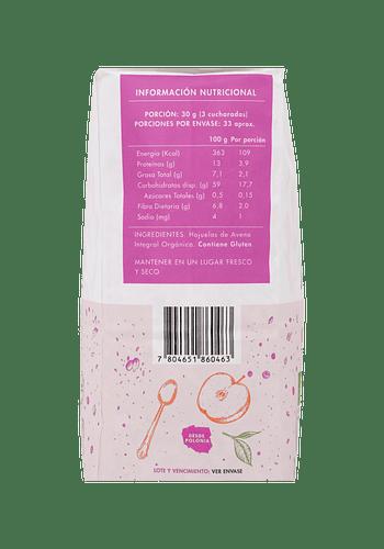 AVENA INTEGRAL ORGÁNICA 1kg
