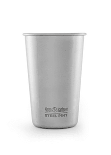 Vaso Klean Kanteen 473 ml Brushed Stainless