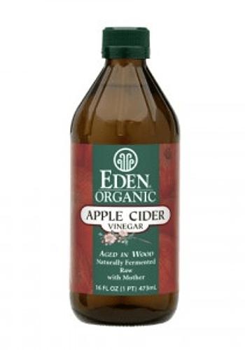 Vinagre de Manzana orgánico 473ML
