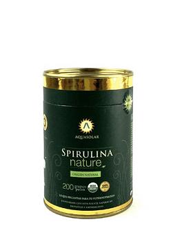 Spirulina Orgánica 200GR