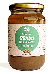 Mantequilla de sésamo (Tahini) 330G