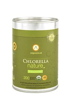 Chlorella 0rgánica 200gr