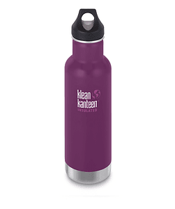 Botella Térmica Klean Kanteen Classic 592 ML Winter Plum