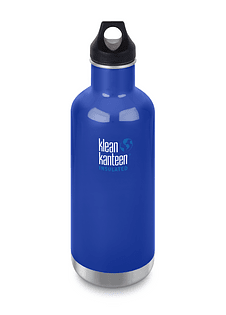 Botella Térmica Klean Kanteen Classic 946 ML Coastal Waters