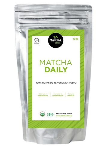 OFERTA Té Matcha Daily 100 GR