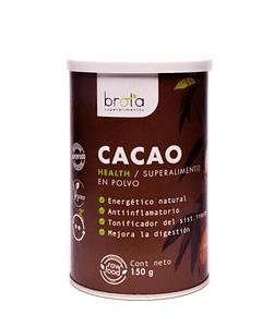 Cacao orgánico 150GR BROTA