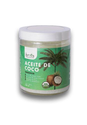 Aceite de coco orgánico BROTA 500ML
