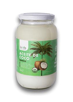 Aceite de coco orgánico BROTA 1LT