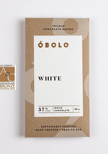 Chocolate 37% Cacao White Chocolate