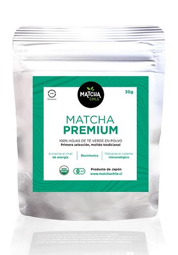 Té Matcha premium 30GR