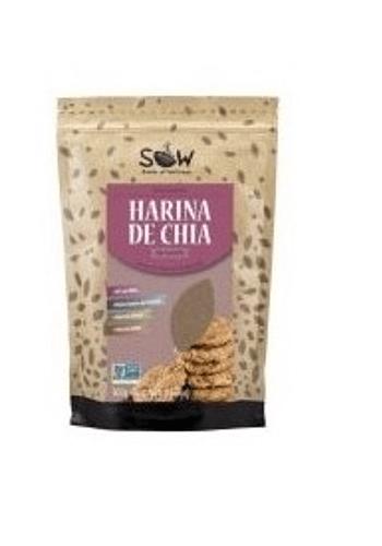 HARINA DE CHÍA 500GR