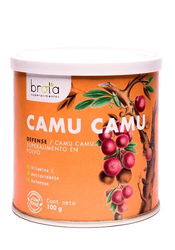 CAMU CAMU ORGÁNICO BROTA 100GR
