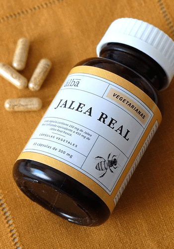 Jalea Real - 60 Capsulas VEG