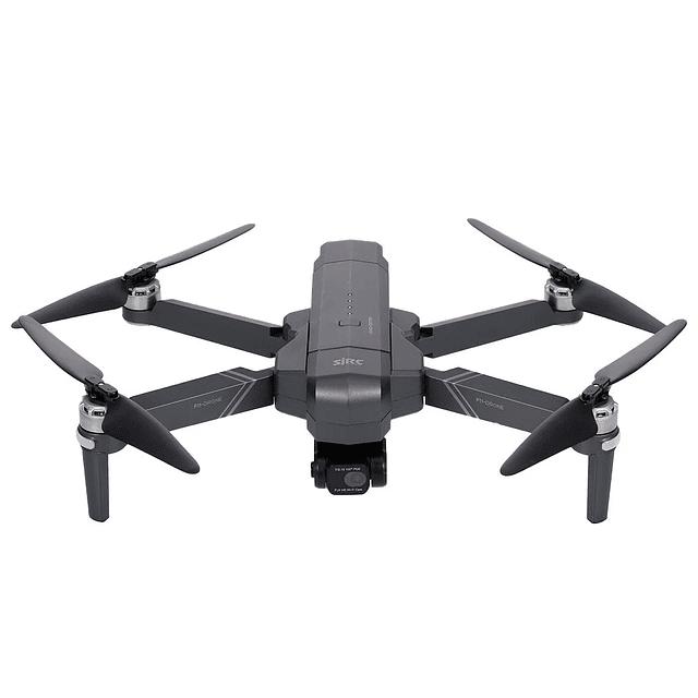 Drone SJRC F11 Pro cámara 4K Ultra HD EIS 5 GHz FPV, GPS Auto Return Home, Bolso y 2 Baterías