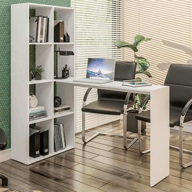 Mesa Escritorio Practic Blanco