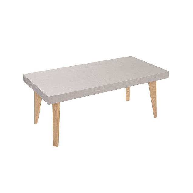 Mesa rectangular Nordic 900 GRIS