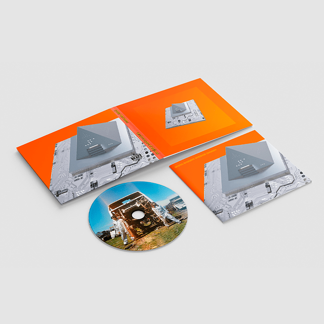 Poder Fantasma - Canciones Para El Siglo XXI (CD)