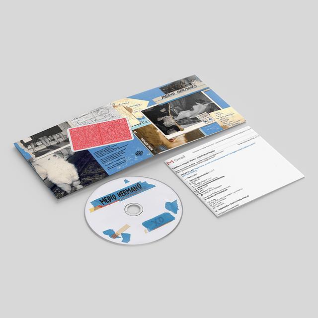 Medio Hermano - XO (CD)