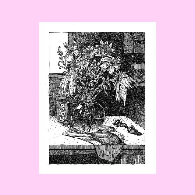 Flora - EP (CD)