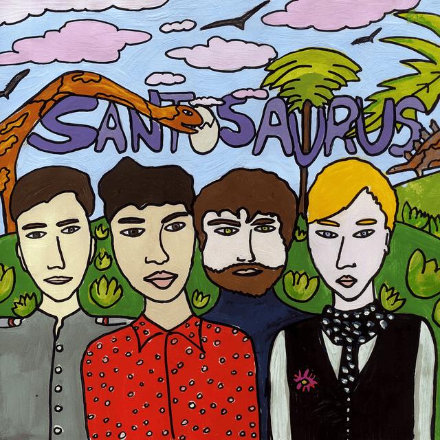 Los Santos Dumont - Santosaurus (Edición Especial) (CD)