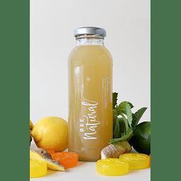 Limonada Menta Jengibre Miel / Pack 12 unidades