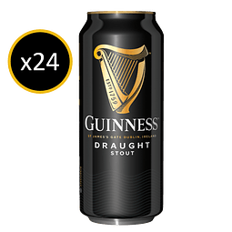 Guinness Draught Stout 24x440CC