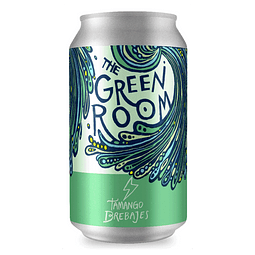 THE GREEN ROOM HOPPY PALE ALE 5,5° 355cc